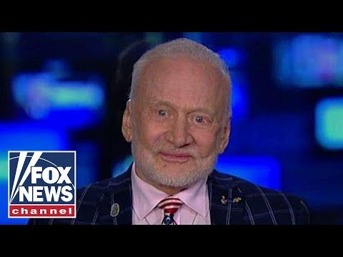 Buzz Aldrin talks future of US space exploration