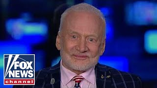 Buzz Aldrin talks future of US space exploration