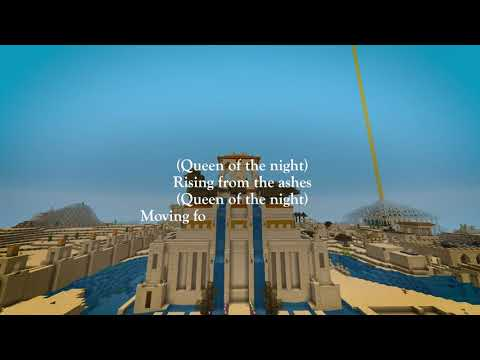 Woodes - Queen Of The Night (Official Lyric Video)