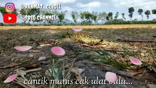 Oi adek berjilbab ungu free channel cover aduh aa eneng rindu
