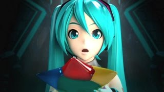 CGR Undertow - HATSUNE MIKU PROJECT DIVA F 2ND review for PlayStation 3