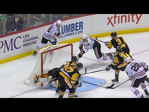 11/18/17 Condensed Game: Blackhawks @ Penguins