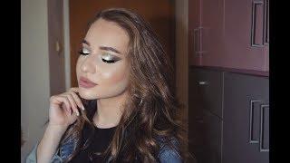 GRWM : Glitter Eye Makeup Tutorial   by Anja