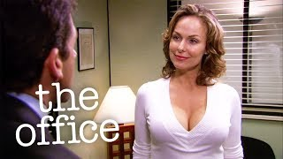 Jan's Boob Job - The Office US