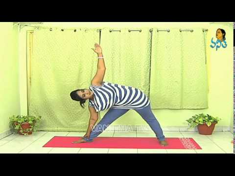 Yoga Asanas For Stomach Fat Loss Youtube