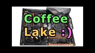 Материнская плата Z370 Aorus Gaming 7 под процессоры Coffee Lake