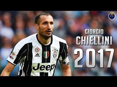 Giorgio Chiellini ● The Gorilla ● Crazy Defensive Skills 2017 |HD
