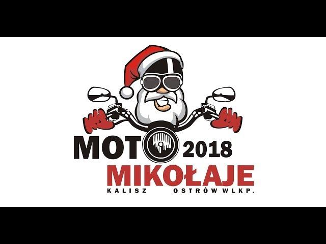MotoMikołaje 2018 Kalisz Ostrów Wielkopolski [ motowariot.pl ]