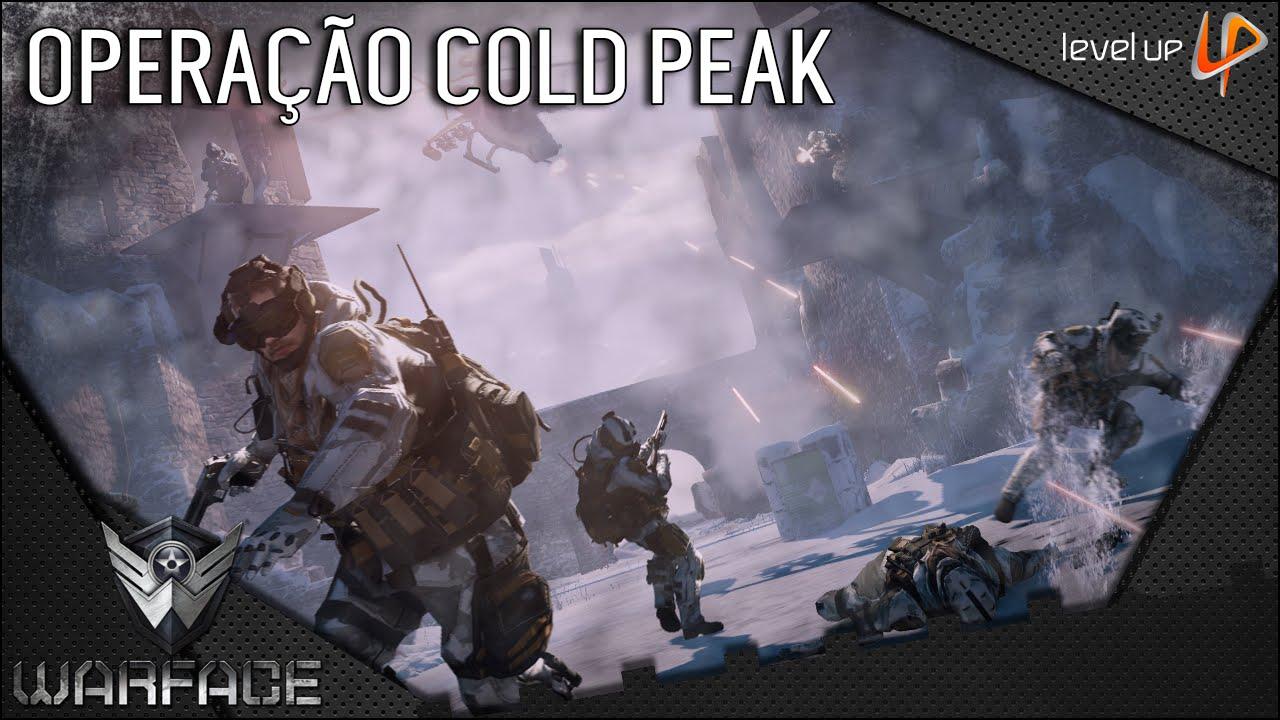 Warface cold peak rewards