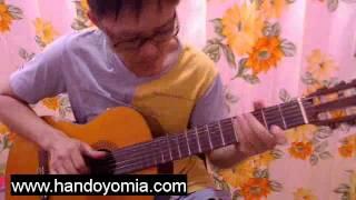 Em Của Ngày Hôm Qua - Fingerstyle Guitar Solo
