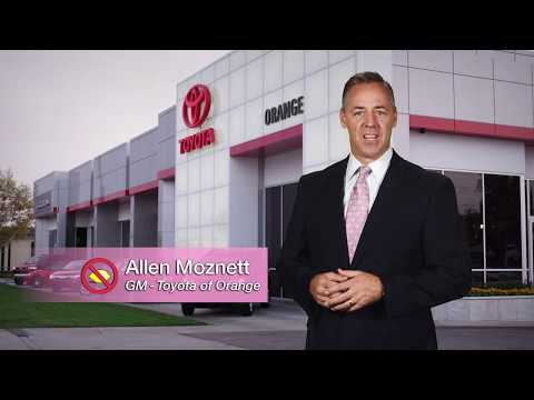 Toyota Of Orange >> Toyota Of Orange Honors The Breast Cancer Awareness Month