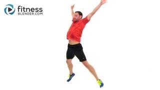 Berserker HIIT Workout Challenge - Crazy Intense Home Workout