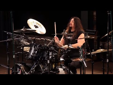 Gene Hoglan to fill in on Late Night With Seth Meyers - Andrew W.K. new album 2018!