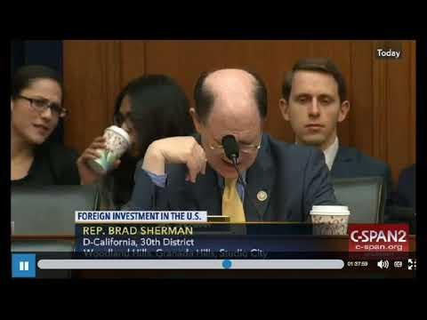 Congress: Hearing on CFIUS