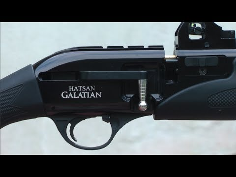 REVIEW - HATSAN Galatian 14 Shot Air Gun