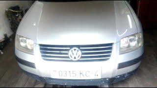 Как открыть капот VW B5