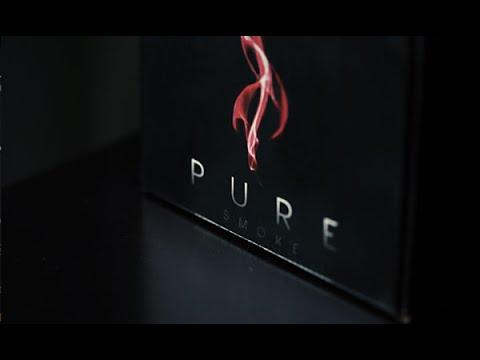 Pure Smoke: Smoke from Bare Hands  (Product Design / Marketing)