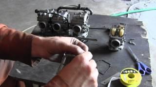 СВОИМИ РУКАМИ: Как устранить течь карбюратора на мотоцикле(Речь идет о протекании бензина из под крышки поплавковой камеры. Группа VK - http://vk.com/club61664051 YOP TODAY - https://www.youtube...., 2015-07-04T08:30:26.000Z)
