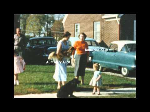 Vintage Home Movie Family In Owensboro Kentucky 1956 Youtube