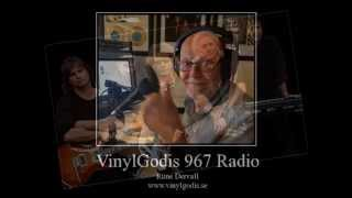 Terry Uttley, Smokie & VinylGodis Radio Interview, Sweden 2013. (Part 1)