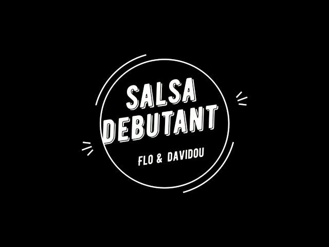 Salsa débutant 6 04 21 Flo & Davidou