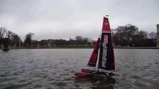 Joysway Force 2 / Oceanus - Premier Run