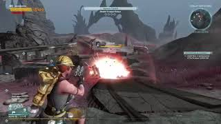Defiance 2050 (gameplay) Automatron allegiance mission (xboxone) 2018