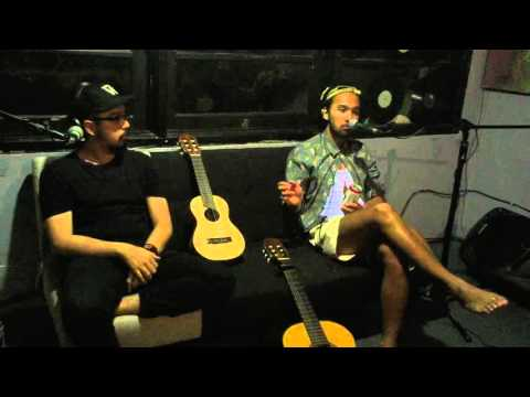 Tóke Interview PART 1 at Demajors Radio Jakarta Indonesia (September 2015)
