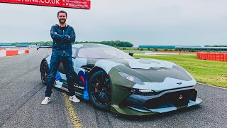 I'm Driving This Aston Martin VULCAN On Gumball 3000! (The Shakedown)
