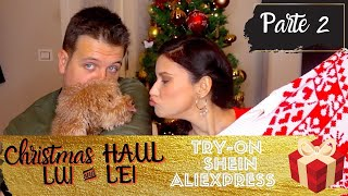 TRY ON HAUL CHRISTMAS EDITION!!! 🎄 ALIEXPRESS & SHEIN