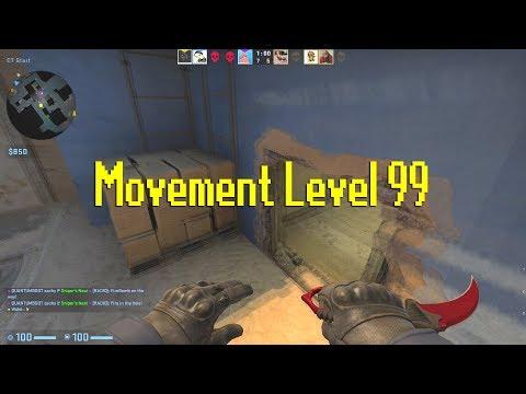 Movement Level 99