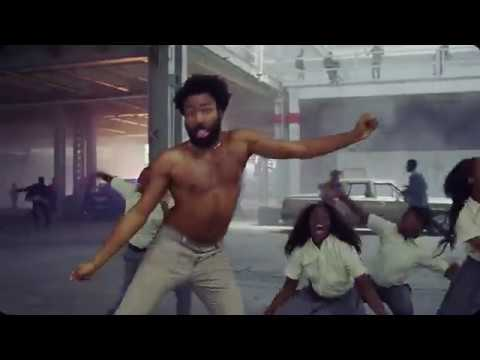 proof that donald glover dancing works to (almost) any song