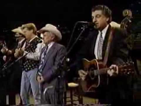 Larry Sparks, Ralph Stanley, and Ricky Skaggs - Lonesome River