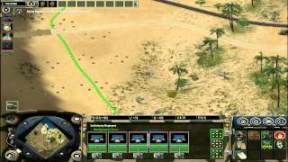 Axis and Allies Battle of El Alamein - Ep. 1