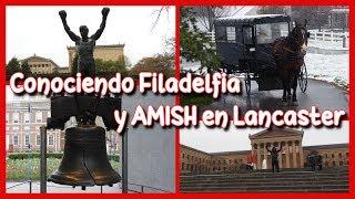 Filadelfia y comunidad AMISH en Lancaster Pensilvania