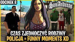 Policja = Funny Moments? XD - GTA San Andreas #08