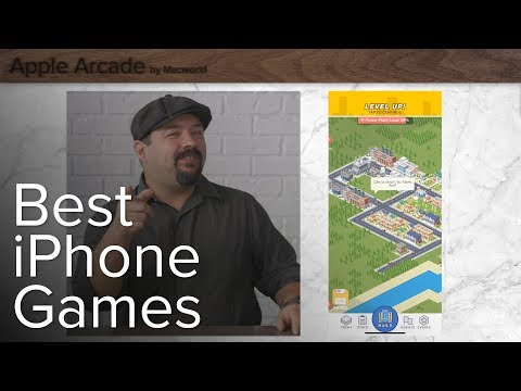 The Best IPhone And IPad Games