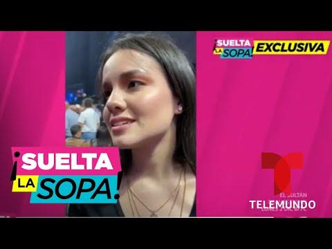 Sarita Sosa reacciona a rumor de cirugías con dinero de su papá | Suelta La Sopa | Entretenimiento
