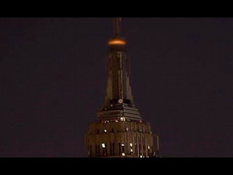 Empire State Building goes dark for Florida v ictims