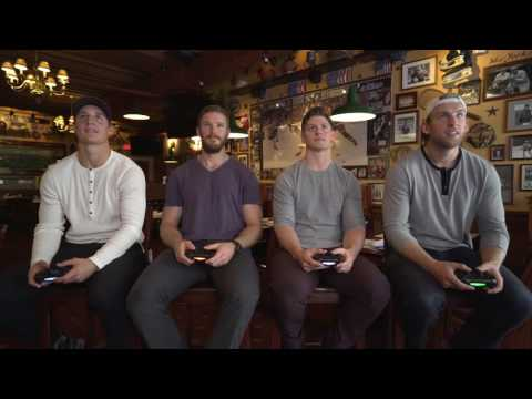 Boston Bruins Play NHL 17