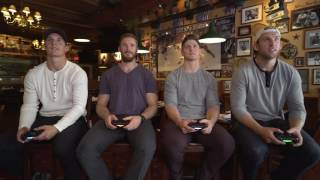 Boston Bruins Play NHL 17