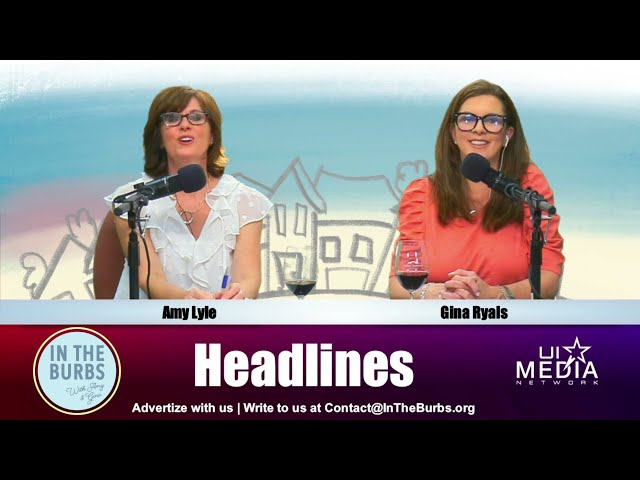 In The Burbs TV: Headlines From Around The World April 7, 2021