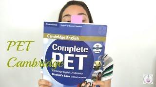 Mi experiencia e información básica: CAMBRIDGE B1 (PET) Inglés | Sweet Lessons