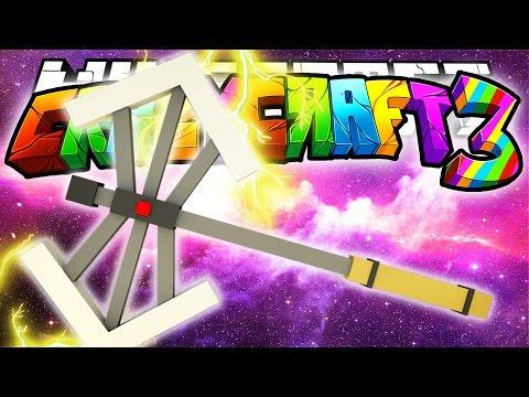 Minecraft Crazy Craft 3.0: ULTIMATE BATTLEAXE! #26