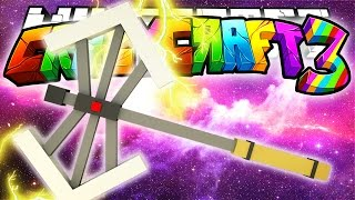 Minecraft Crazy Craft 3.0: ULTIMATE BATTLEAXE! #26