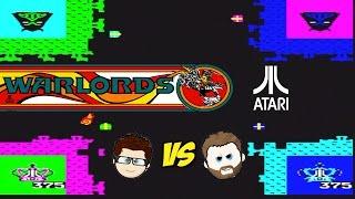 Warlords Atari Arcade Action Mark Vs Jamie