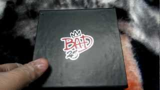 Michael Jackson Bad 25 Deluxe Edition CD Unboxing