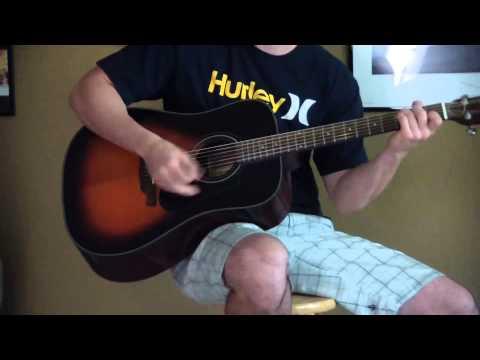 The Lumineers  Ho Hey  Acoustic Guitar