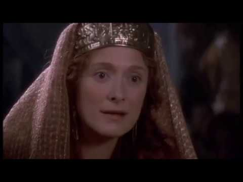 """Igraine meets Uther Pendragon - """"The Mists of Avalon"""""""