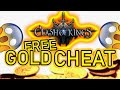 Clash of Kings Cheat | Unlimited Free Gold on IOS and Android with a Clash of Kings Hack